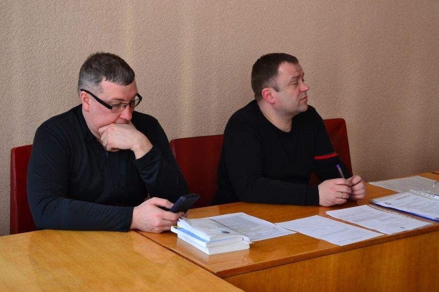 Горизбирком Кривого Рога утвердил текст избирательного бюллетеня (ФОТО), фото-5