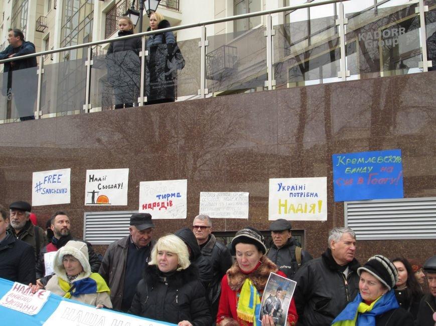 def09ad2ec1676dc81728ea99376b9e6 #FreeSavchenko: Штурм одеского консульства России и сожжение диктатора Путина