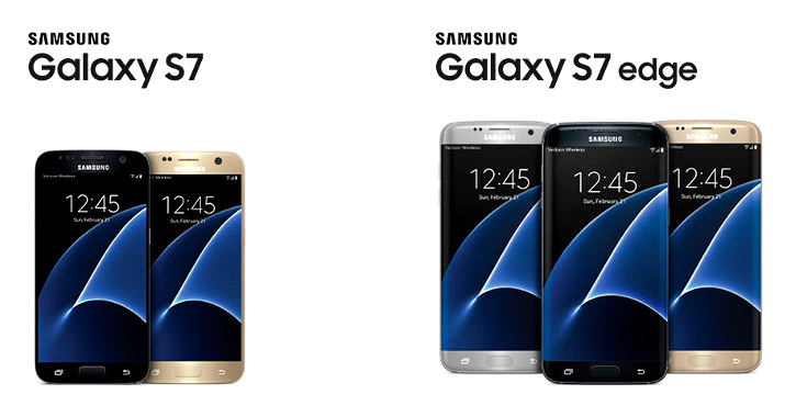 Вслед за обновлением A серии компания Samsung на днях представила пару долгожданных флагманов Galaxy S7 и S7 edge (фото) - фото 2