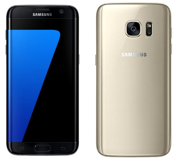 Вслед за обновлением A серии компания Samsung на днях представила пару долгожданных флагманов Galaxy S7 и S7 edge (фото) - фото 1