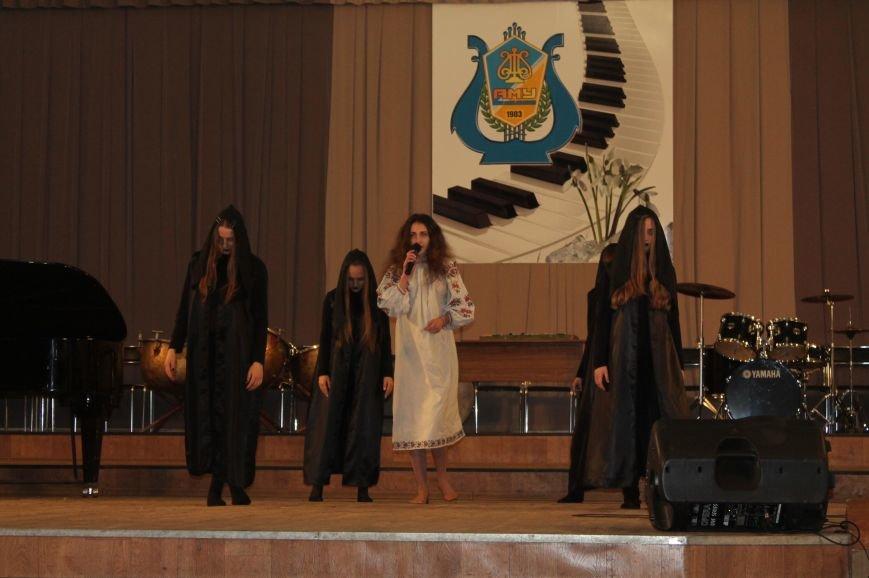 Бахмутчане почтили память великого украинского Кобзаря, фото-5