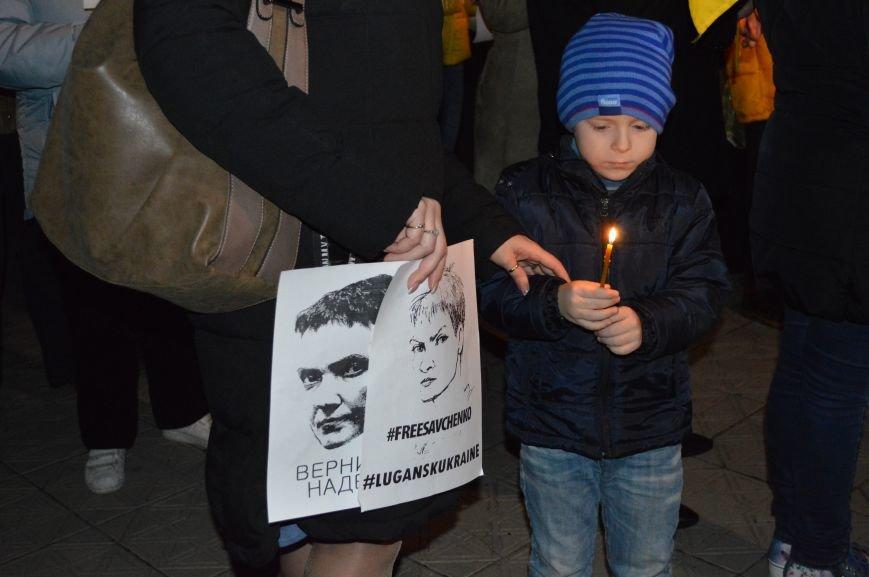Северодончане помолились за Надежду Савченко (ФОТО), фото-1