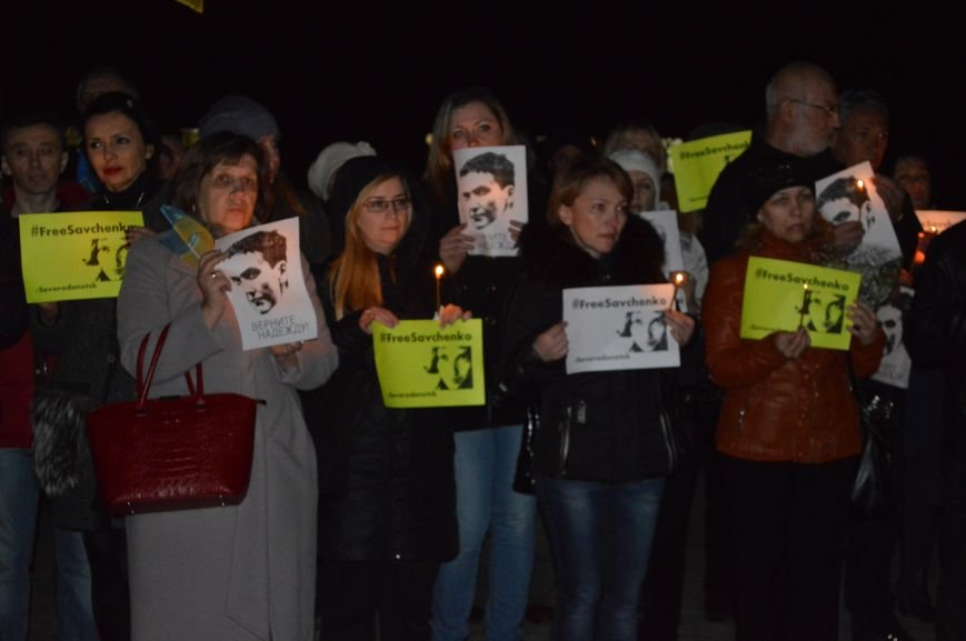 Северодончане помолились за Надежду Савченко (ФОТО), фото-6