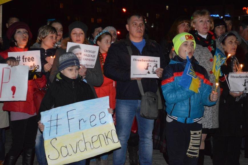 Северодончане помолились за Надежду Савченко (ФОТО), фото-9