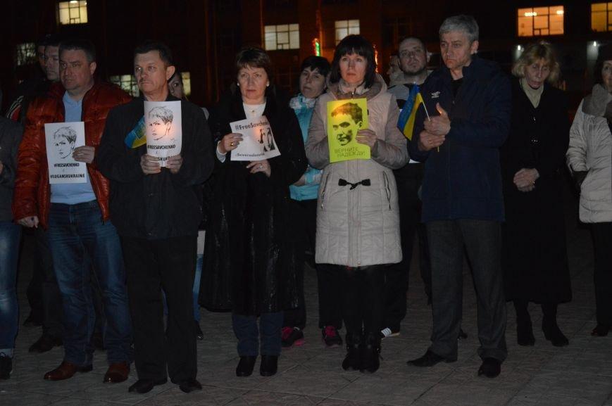 Северодончане помолились за Надежду Савченко (ФОТО), фото-8