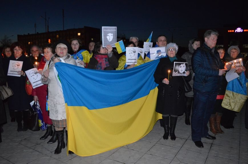 Северодончане помолились за Надежду Савченко (ФОТО), фото-2