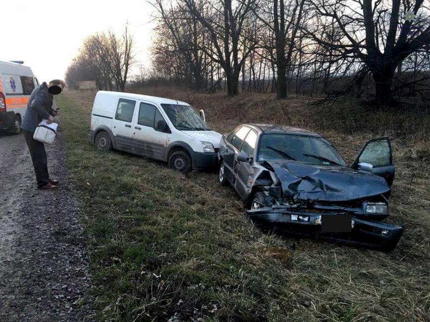 Внаслідок ДТП під Львовом загорівся автомобіль (ФОТО), фото-2