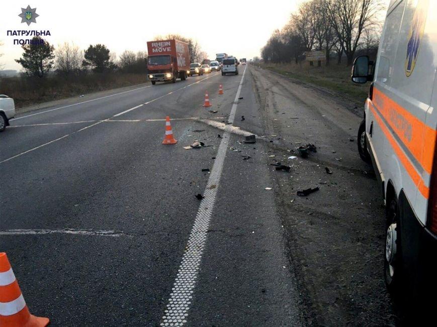 Внаслідок ДТП під Львовом загорівся автомобіль (ФОТО), фото-3