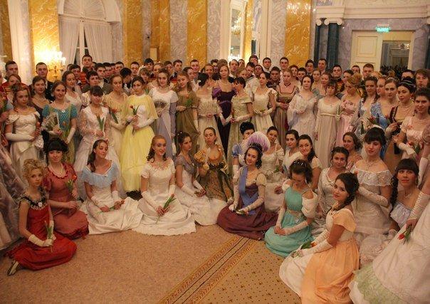 В городе Пушкине сняли фрагмент фильма