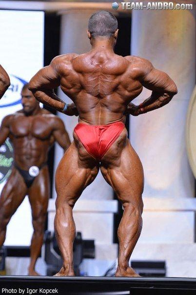 Тернопільський бодібілдер переміг на легендарному Arnold Classic (фото) (фото) - фото 1
