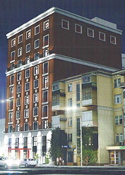Гостиница Богатяновский