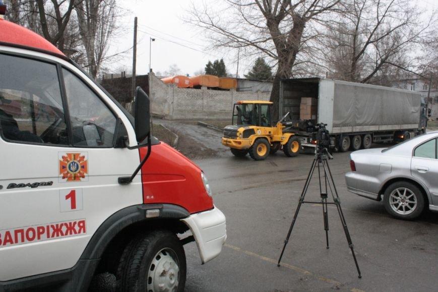 Бердянск ждет гуманитарную помощь из Франции (фото) - фото 3
