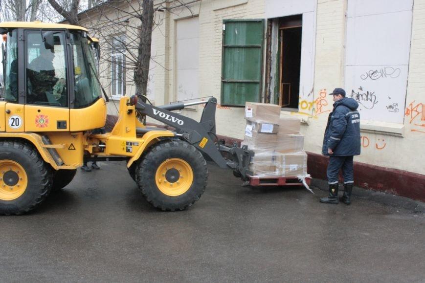 Бердянск ждет гуманитарную помощь из Франции (фото) - фото 2