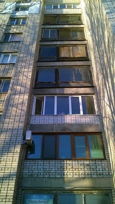 Взрыв на проспекте Победы в Бердянске (фото) - фото 2