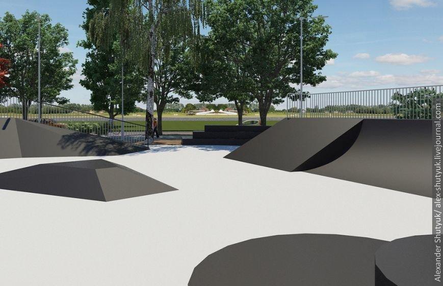 На Левандівці відкриють скейт-парк: яким він буде (ФОТО) (фото) - фото 6