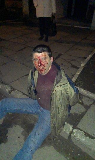 У Львові нетверезий чоловік головою потрощив дві автівки (ФОТО), фото-2