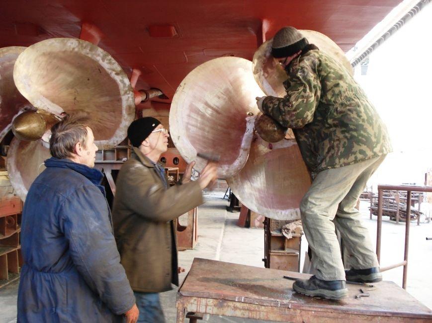 В Судостроительном им. 61 коммунара завтра спустят на воду катер «Прилуки» (ФОТО) (фото) - фото 1