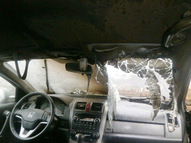 В Бердичеве на стоянке загорелась иномарка (фото) - фото 1