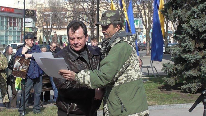 Вторую годовщину основания волонтерского движения в Кривом Роге активисты отметили там, где все начиналось (ФОТО), фото-7