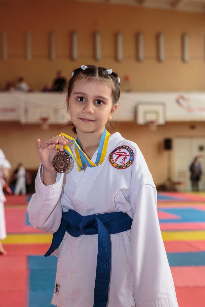 Бердянск принимал крупный турнир по каратэ (фото) - фото 4