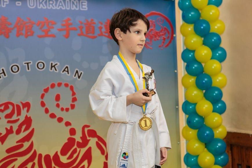 Бердянск принимал крупный турнир по каратэ (фото) - фото 2
