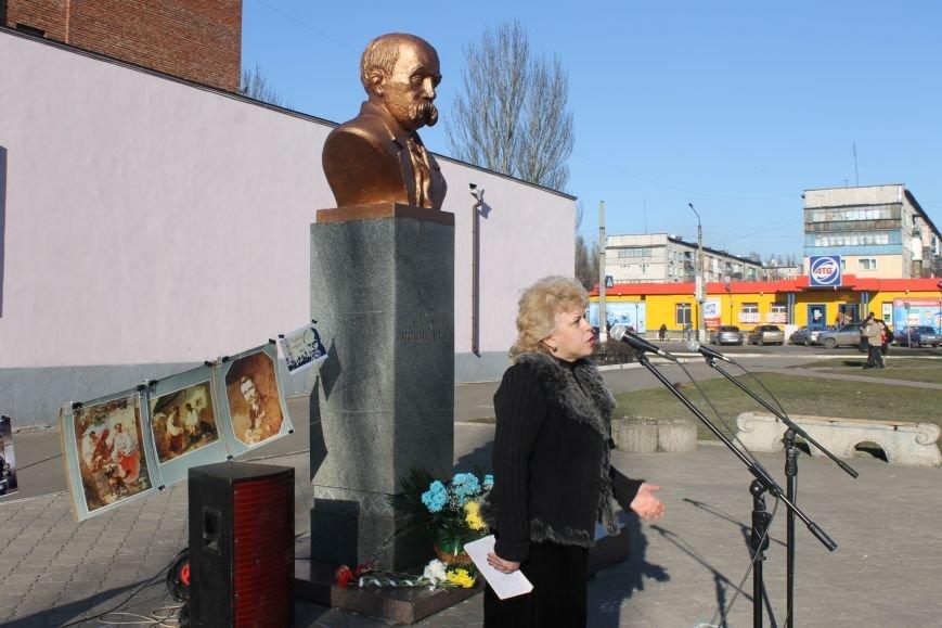 В Доброполье акция в поддержку Надежды Савченко прошла, в Белицком – сорвалась (ФОТО,ВИДЕО), фото-4