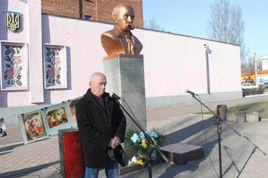 В Доброполье акция в поддержку Надежды Савченко прошла, в Белицком – сорвалась (ФОТО,ВИДЕО), фото-6