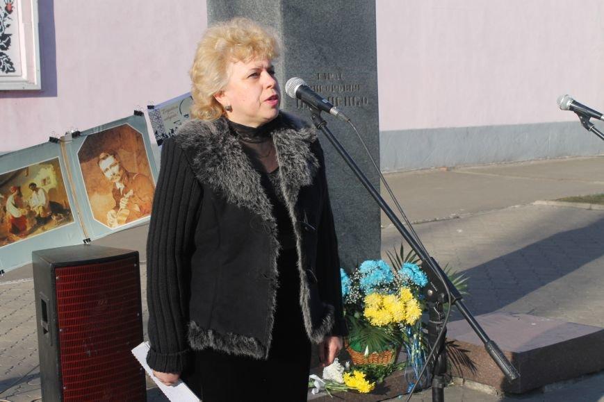 В Доброполье акция в поддержку Надежды Савченко прошла, в Белицком – сорвалась (ФОТО,ВИДЕО), фото-2