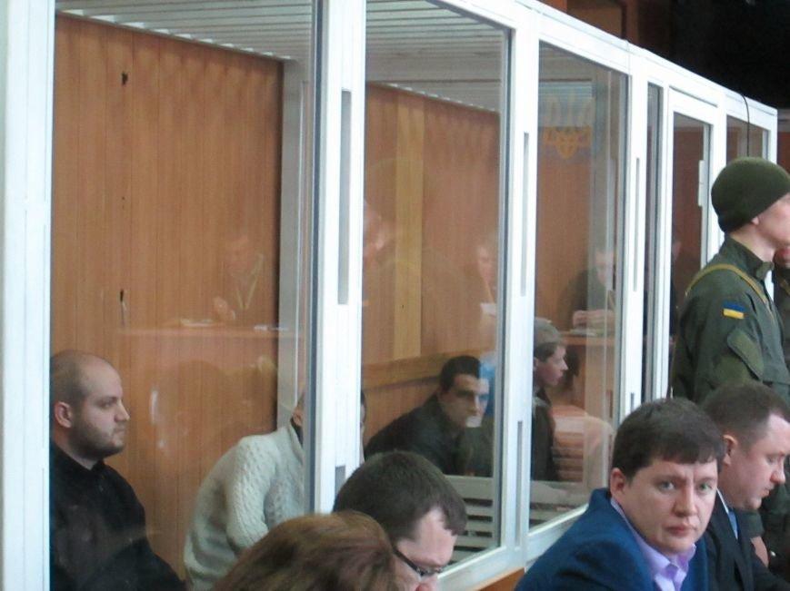 Суд над сепаратистами: В Одессе снова подрались патриоты с полицией (ФОТО, ВИДЕО) (фото) - фото 1