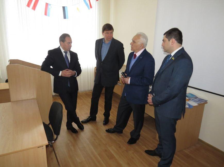 В Мариуполе Томенко и Поживанов предложили омолодить Кобзаря (ФОТО+ВИДЕО), фото-2