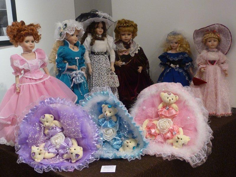 В Сыктывкар приехали старинные куклы (фото) - фото 8