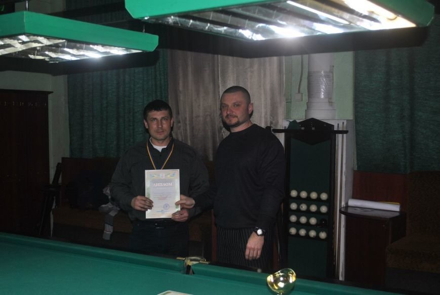 Криворожские бильярдисты стали лучшими на Открытом чемпионате области (ФОТО), фото-2