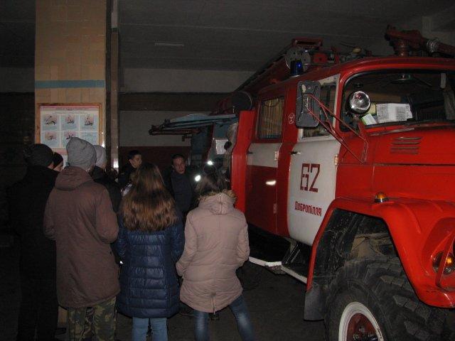Добропольской «Лиге будущих полицейских» устроили необычную экскурсию, фото-1