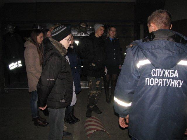Добропольской «Лиге будущих полицейских» устроили необычную экскурсию, фото-3