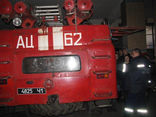 Добропольской «Лиге будущих полицейских» устроили необычную экскурсию, фото-2