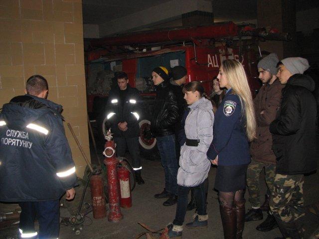 Добропольской «Лиге будущих полицейских» устроили необычную экскурсию, фото-5