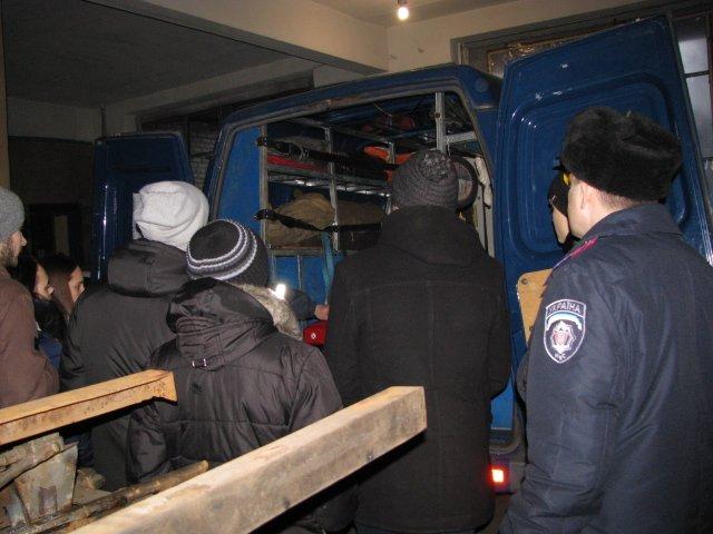 Добропольской «Лиге будущих полицейских» устроили необычную экскурсию, фото-7