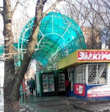 Фотофакт: Барикада на зупинці Лісового (фото) - фото 1