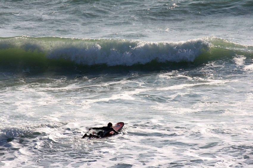 Классический серфинг есть и в Анапе (фото) - фото 1
