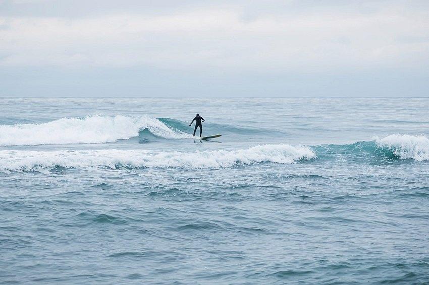 Классический серфинг есть и в Анапе (фото) - фото 3