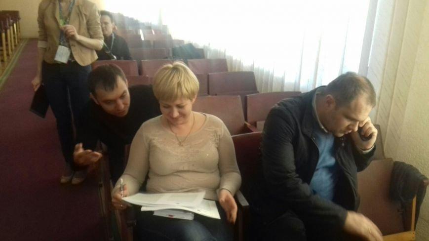 Горизбирком Кривого Рога не смог утвердить смету своих расходов на подготовку и проведение  выборов городского головы (фото) - фото 3