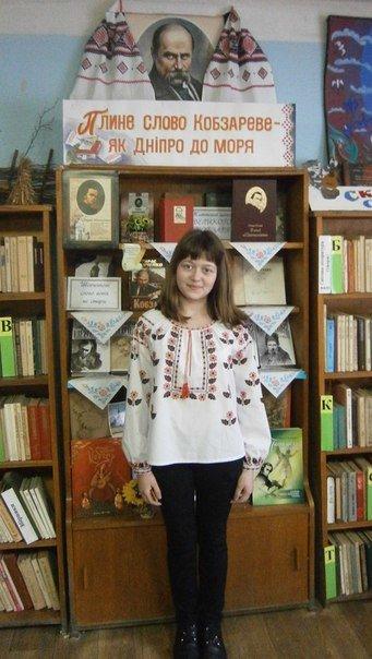 У дитячій бібліотеці Слов'янська відзначили 202 річницю з Дня народження Шевченка (фото) - фото 1
