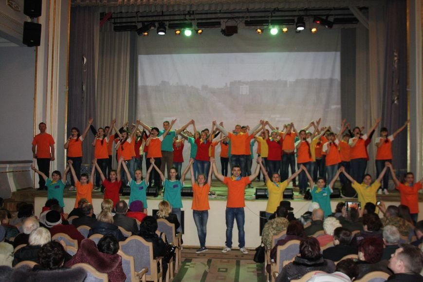 Жителям громады Бахмута представили Социальный проект на 2016 год (ВИДЕО), фото-1