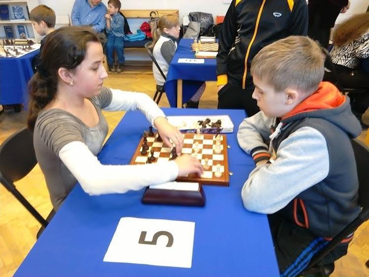 Сьогодні у Львові незрячі діти грали у шахи: як це було (ФОТО+ВІДЕО), фото-1