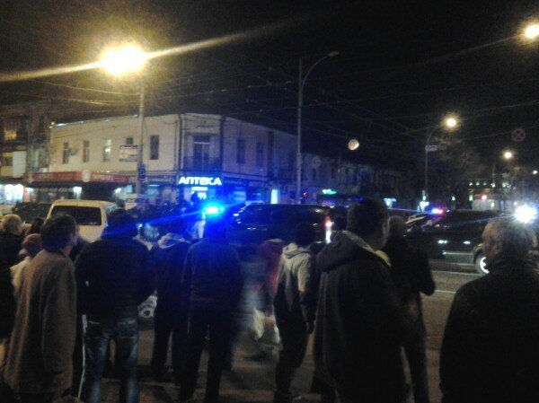 Расстрел инкассаторской машины в центре Одессы: первые подробности (ФОТО) (фото) - фото 3