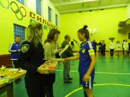 На Херсонщине состоялся финальный тур чемпионата области по футзалу среди девушек (фото) (фото) - фото 2