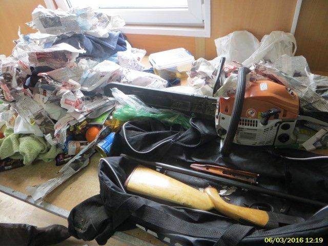 Украинец пытался пронести в Крым оружие в разобранном виде (ФОТО), фото-2