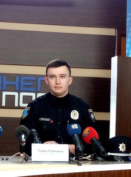 Как штрафует днепропетровских пешеходов и водителей полиция: за что заплатил штраф солист группы