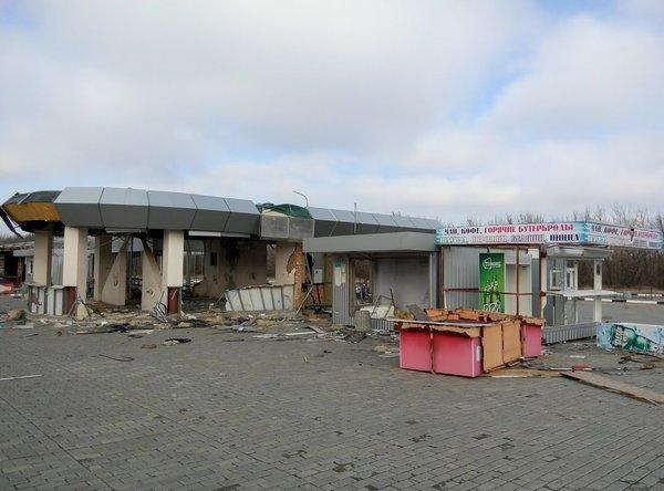 Как в Донецке сегодня выглядит автовокзал «Западный» (ФОТО) (фото) - фото 1