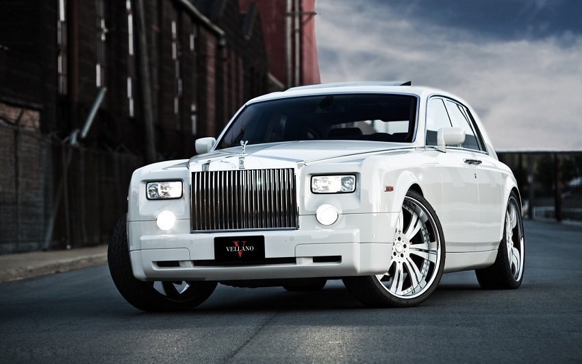 Самые дорогие машины Кубани ездят и в Анапе (фото) - фото 1
